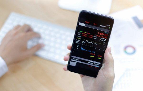 Smartphone untuk investasi